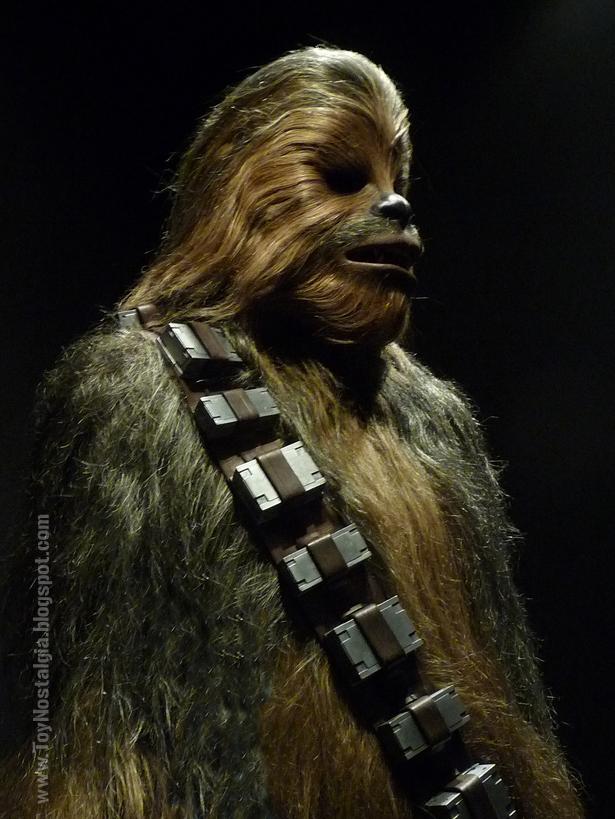 """Vestuario de wookie - Chewbacca  """"Episodio VI - The Return Of the Jedi""""  (STAR WARS - The Exhibition)"""