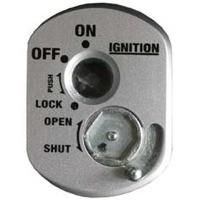 Secure Key Shutter