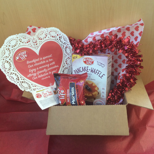 Everyone should last able to relish the sweetest of holidays  Enjoy Life Valentine's Day Giveaway