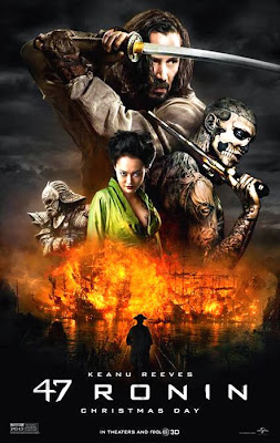 Poster Oficial 47 Ronin