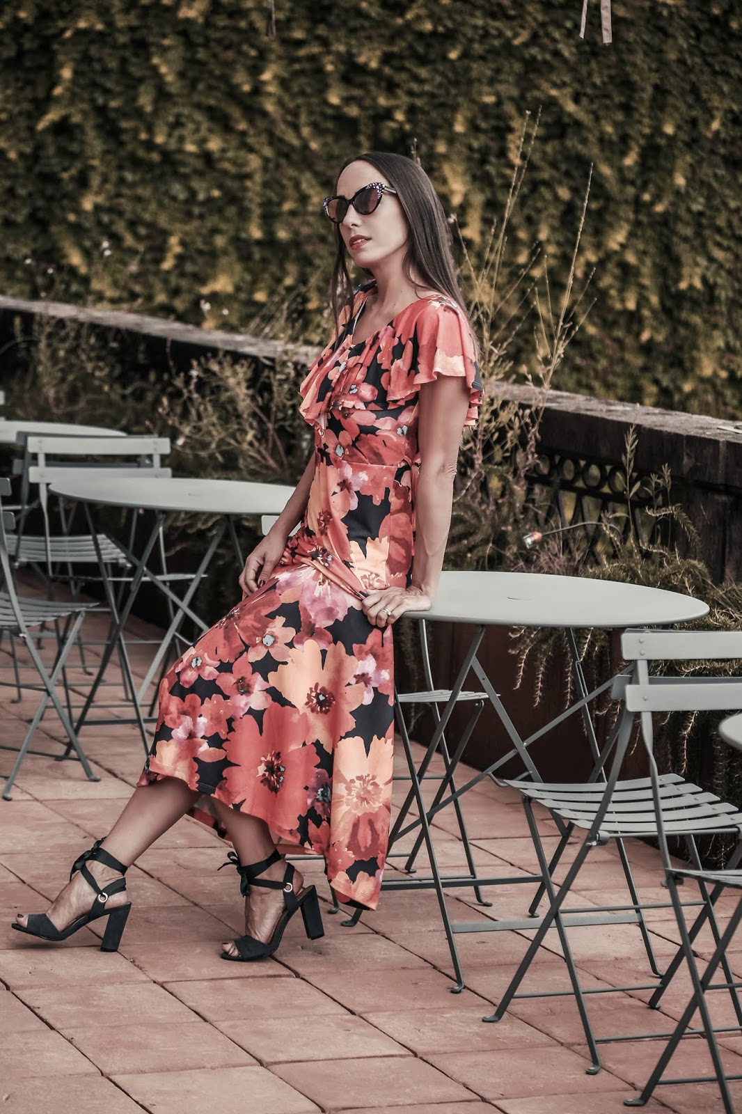 outfit matrimonio country chic