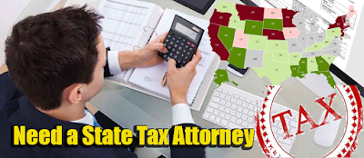 Why Need a State Tax Attorney?