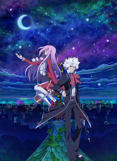 """segunda temporada del anime """"Classicaloid""""."""