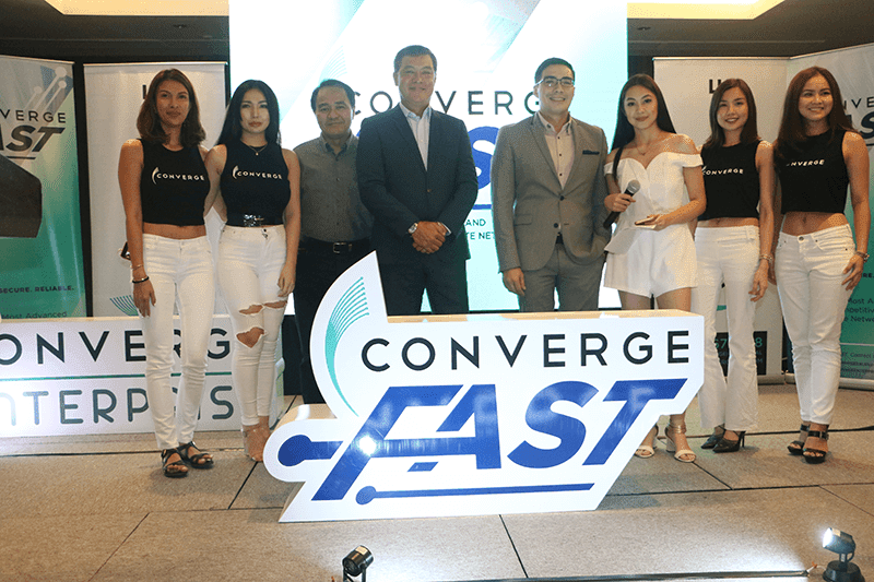 Converge ICT aims to bring the fastest internet solution for local businesses