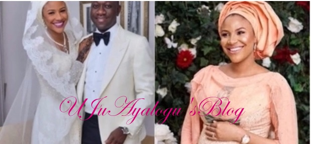 Suspended lawmaker Abdulmumin Jibrin and his gorgeous wife welcome their first child together as a couple (photos)