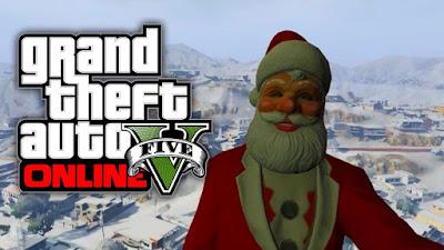 הו הו הו: פרטי אירועי חג המולד של GTA Online הודלפו; יש תמונות