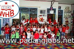Lowongan Kerja Padang: Yayasan Wahana Harapan Bangsa Mei 2018