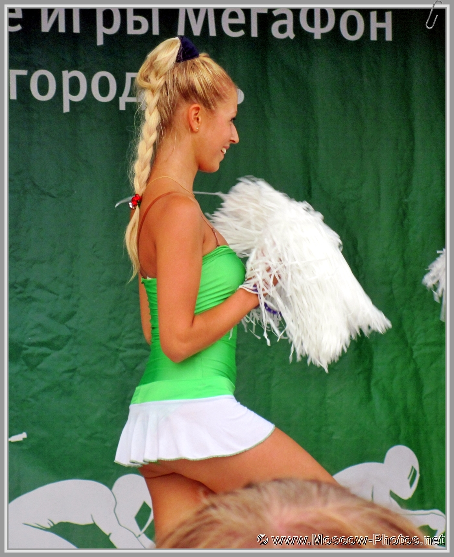 Moscow Dancing Girl
