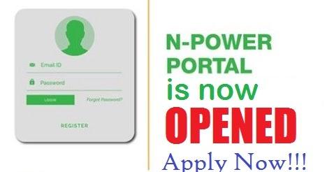 register npower npower