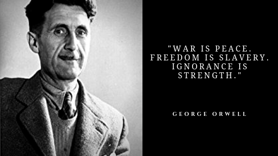 Famous George Orwell 1984 Quotes