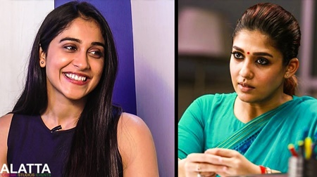 Regina Cassandra Exclusive Interview | Mr Chandramouli