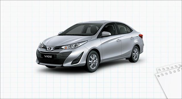 Đánh giá xe Toyota Vios 1.5E MT 2019