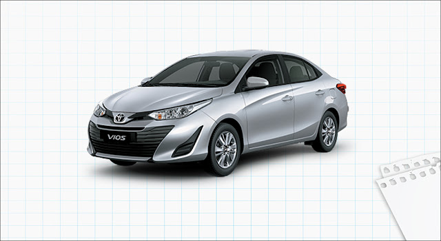 Giá xe Toyota Vios 1.5E MT 2019