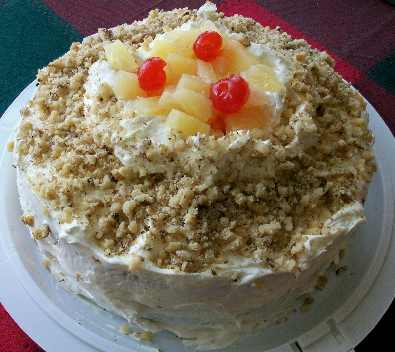Duncan Hines Carrot Cake Recipe With Pineapple