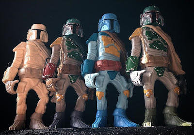 Star Wars Boba Fett Resin Figure by WheresChappell - Jedi, Empire, Holiday & Proto