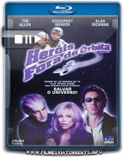 Heróis Fora de Órbita Torrent – BluRay Rip 720p Dublado
