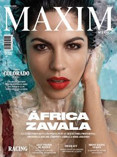 Maxim México - Octubre 2018