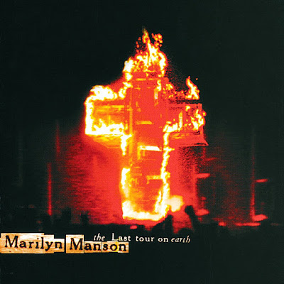 The Last Tour On Earth, marilyn manson, blog mortalha, álbum, 1999