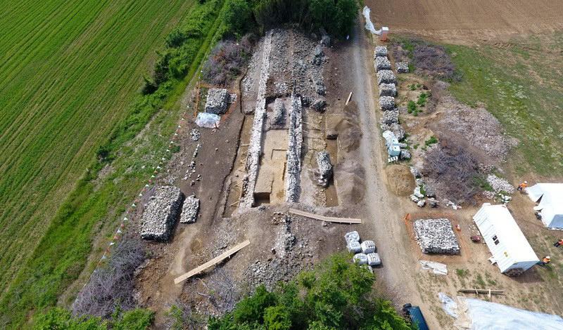 Πολλαπλά ευρήματα από τις αρχαιολογικές ανασκαφές για τον TAP