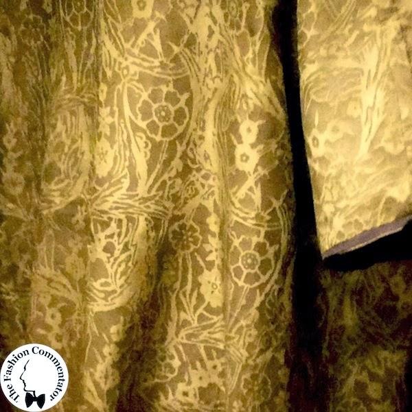 Donne protagoniste del Novecento - Eleonora Duse abiti Mariano Fortuny - Galleria del Costume Firenze - Nov 2013