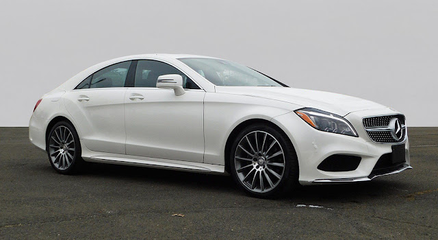 Mercedes CLS 500 4MATIC 2019