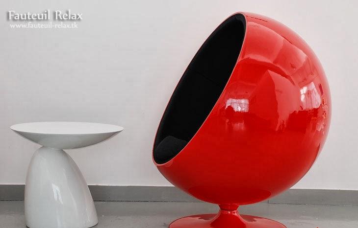 fauteuil egg. Black Bedroom Furniture Sets. Home Design Ideas