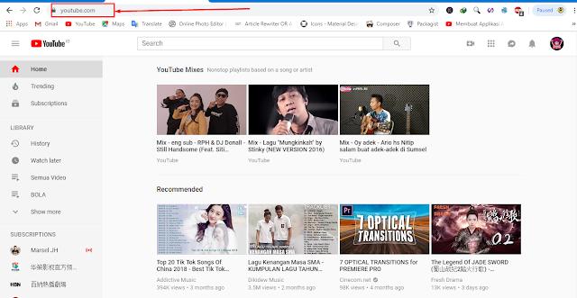 Cara Download Video Youtube Atau How To Easy Download Video On Youtube