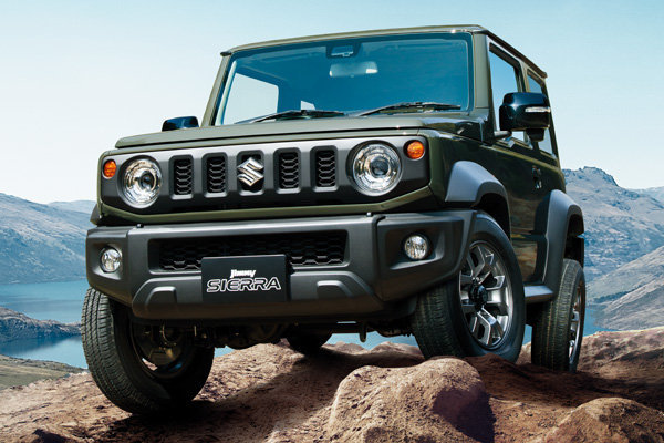 officially official 2019 suzuki jimny is out w 20 photos philippine car news car reviews. Black Bedroom Furniture Sets. Home Design Ideas