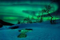 Aurora over Nordland Fylke