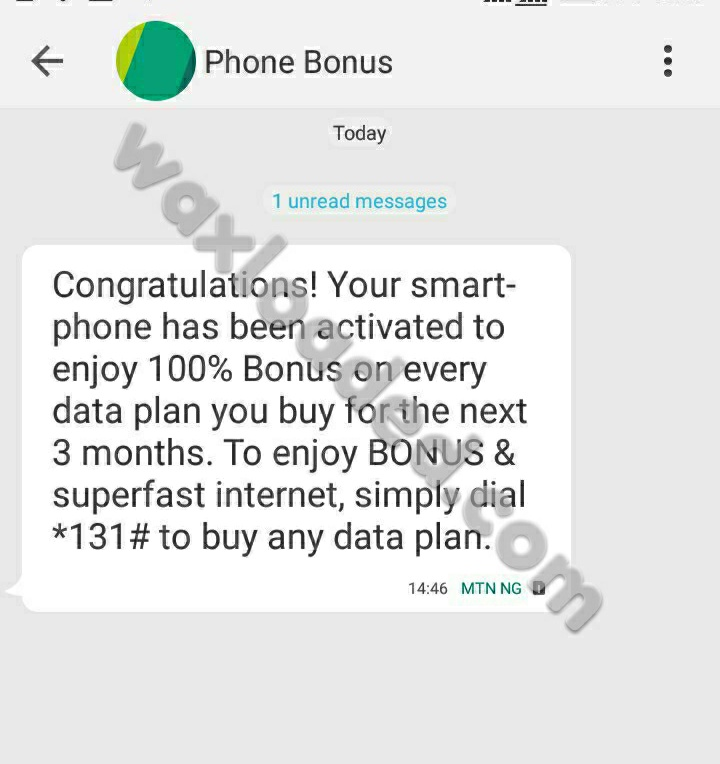 Latest Working imei for 100% MTN Double Data 2019 - Android Home