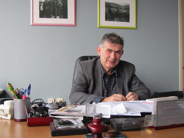 Σπύρος Αντωνόπουλος: Καλή χρονιά για τη Ναβαλίνα στην Αργολίδα