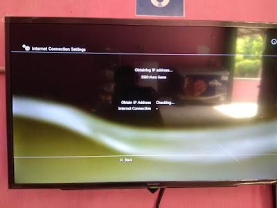 Cara Mengkoneksikan PS3 Dengan Wifi 21