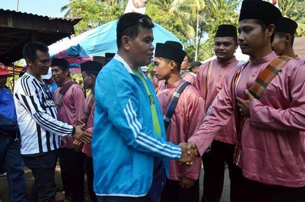 344 Dubalang dan 172 Barakai Akan Dilantik oleh Gubernur