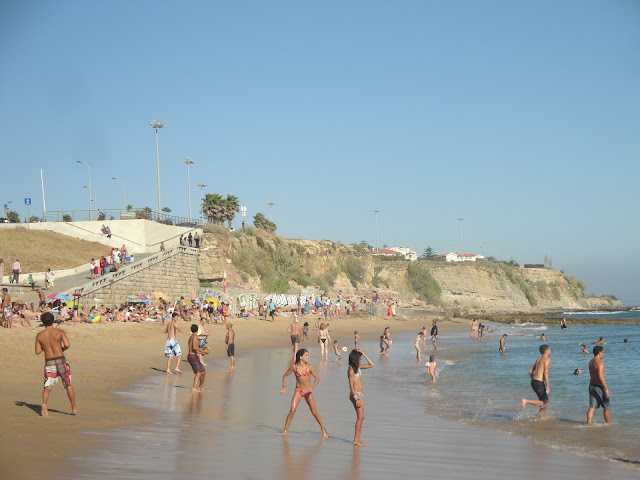 Praia de Cascais - Lisboa - Portugal