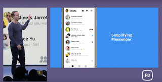 Facebook to Simplify Messenger