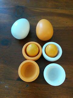 Wooden Eggs 2