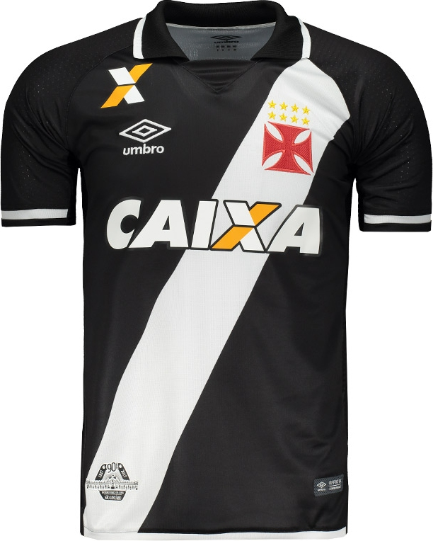 95548a5050b87 Umbro divulga as novas camisas do Vasco da Gama - Show de Camisas