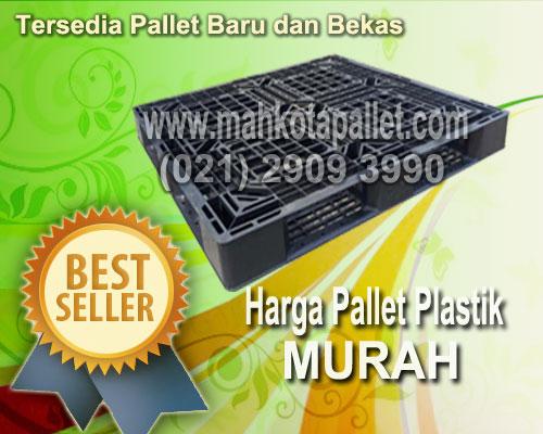 Kelebihan Menggunakan Pallet Plastik untuk Menyimpan Barang Produksi