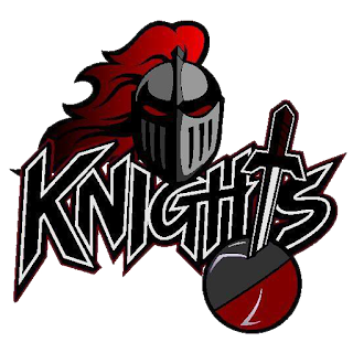 Logo Dream League Soccer 17 knight
