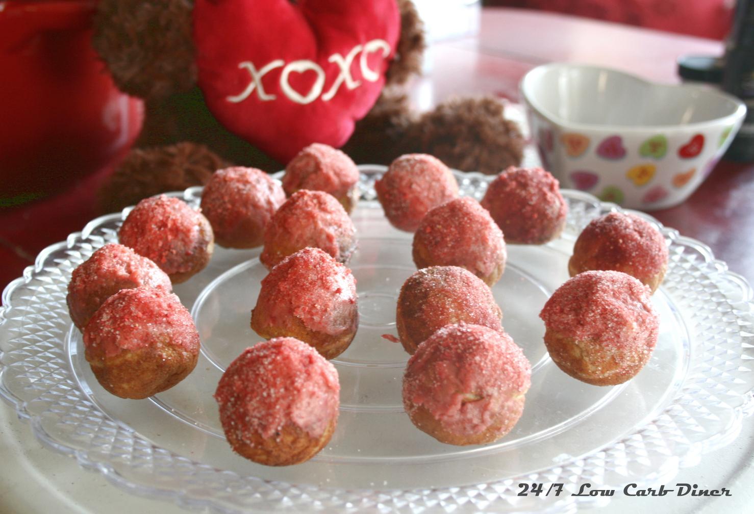 Low Carb Cake Pop Maker Recipes