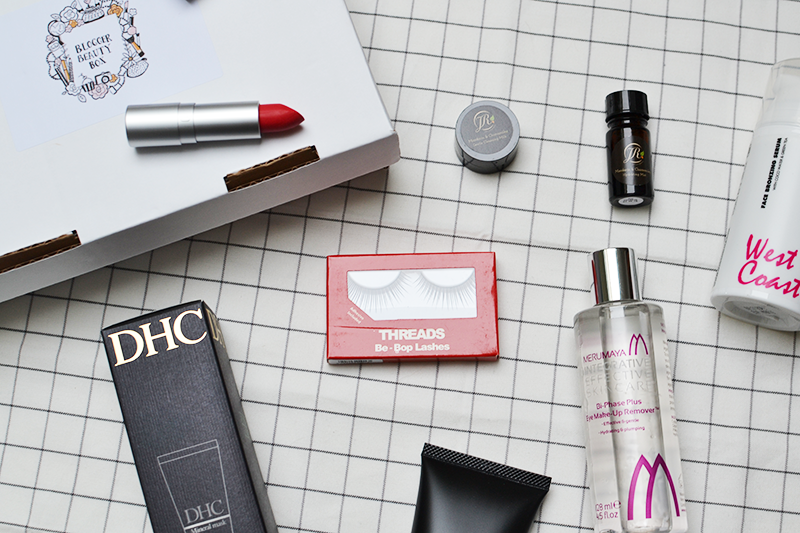 Blogger Beauty Box February | Colours and Carousels - Scottish Lifestyle, Beauty and Fashion blog