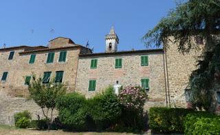 Iglesia de Santo Stefano de Vinci.