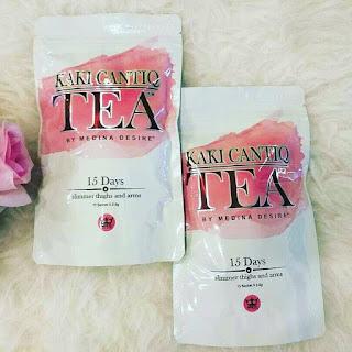 kaki Cantiq Tea Medina Desire