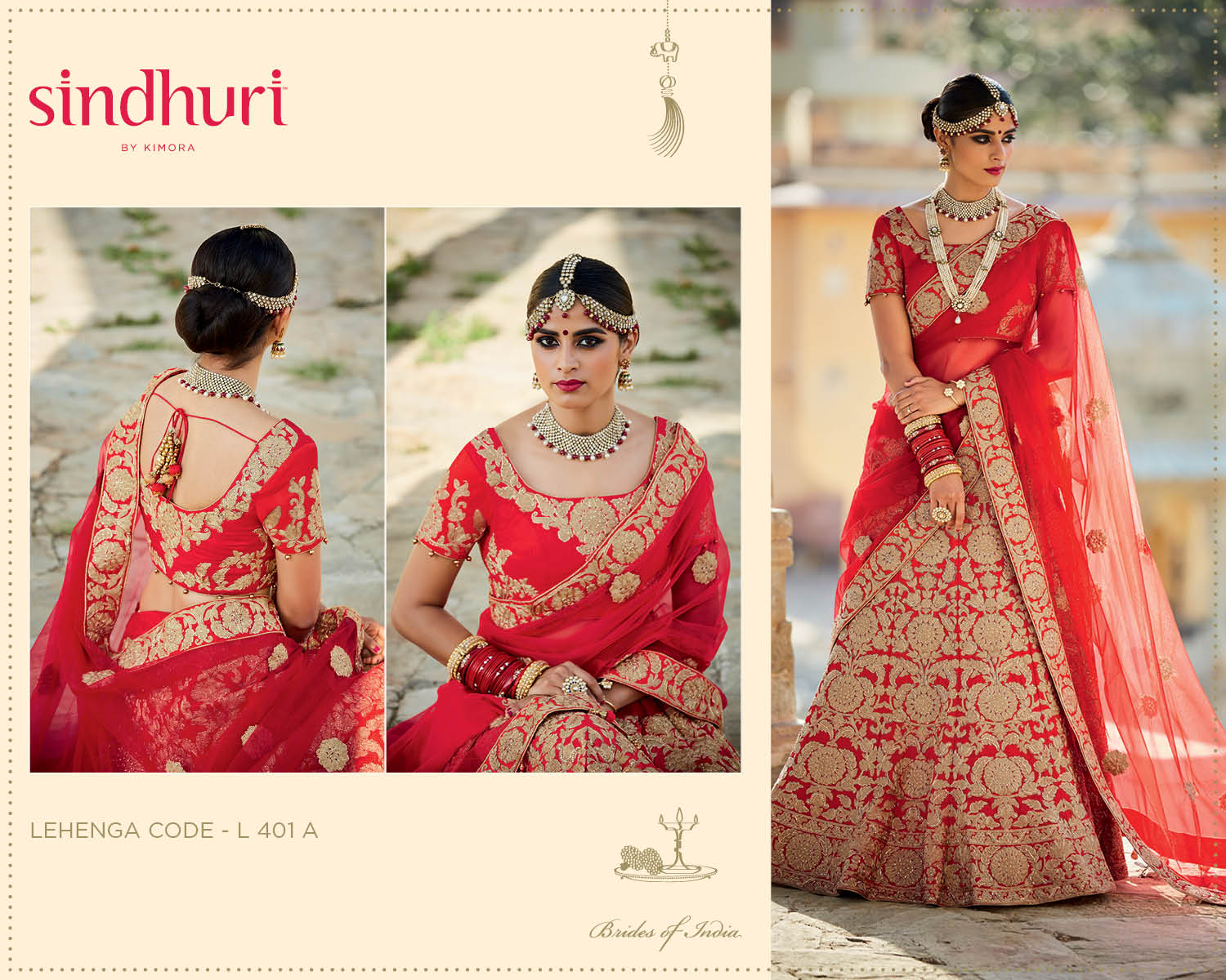 Sindhuri Lehenga – Latest New Heavy Wedding Collection New Lehenga Choli