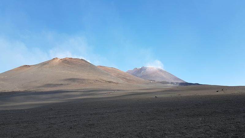 Etna, Sycylia, Katania, wycieczka na Etnę, Wulkan, Zakreecona blog