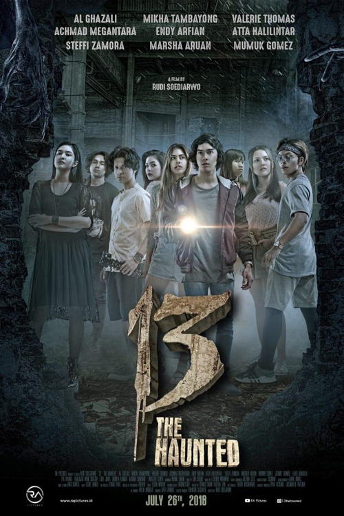 Download 13: The Haunted (2018) SDTV Full Movies