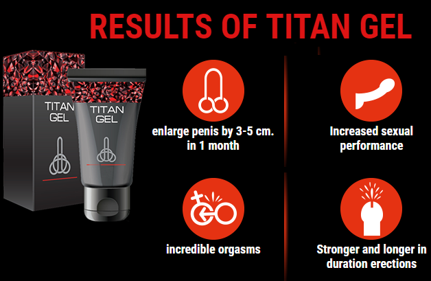 titan gel ointment has a lot of benefits