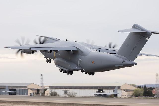 Airbus A400 longest flight