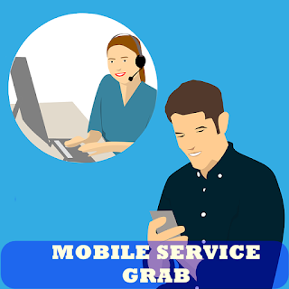 mobile service grab