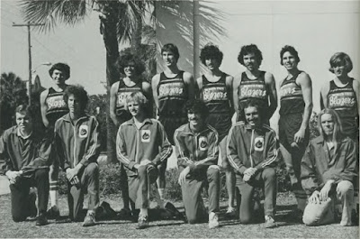 1976 Valdosta State College men's cross country team